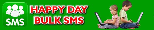 Happy Day Bulk Sms