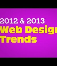 Web Design Trends That Will Surely Disappear In 2013
