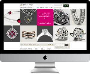 Ecommerce Jewelry Store