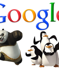 The Winners and Losers of Penguin and Panda Algorithm Updates