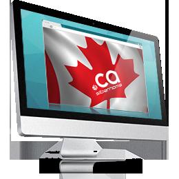 Registering Ca Domains Online