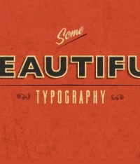 Create Beautiful Typography Effects Through jQuery and Pure CSS3