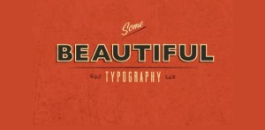Beautiful-Typography