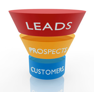 Lead Generation using sales funnel