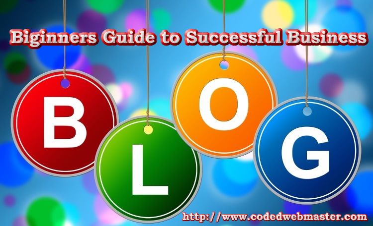 Beginner's Guide to Successful Business Blogging
