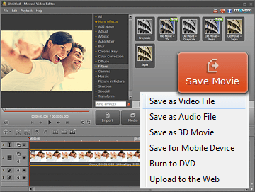 How to Stylize a Video like an Old Movie with the Movavi Video Editor