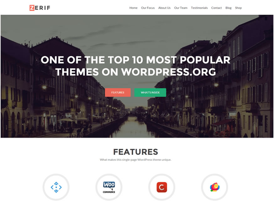 15 Free responsive WordPress themes 2016-2