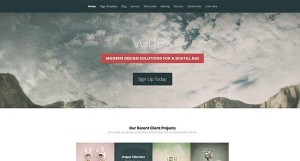 Vertex Free WordPress Theme