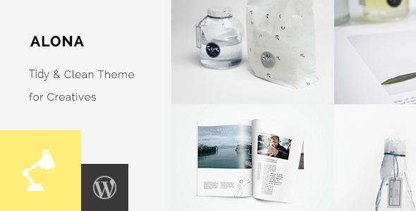Alona Free WordPress Theme