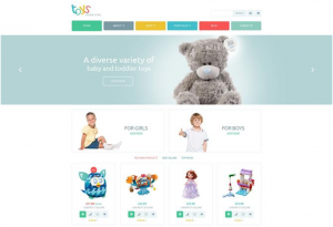 Safe Toys WooCommerce Theme