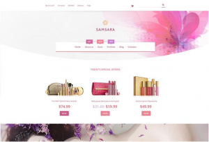 Samsara WooCommerce Theme