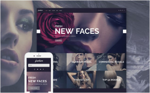 Fashion Responsive WordPress Theme