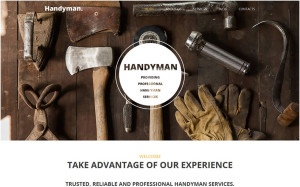 Handyman WordPress Theme