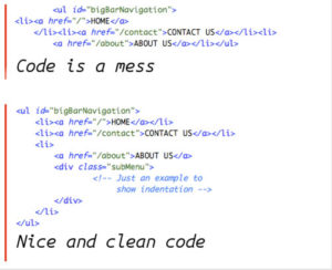 Make Your Code Clean and Readable