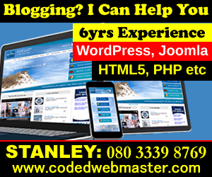 Blogging I can Help