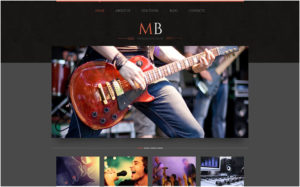 Music Band Responsive WordPress Theme2