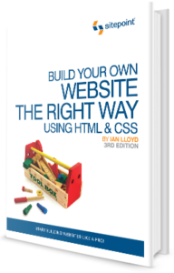 build with CSS