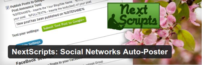 nextscripts-social-networks