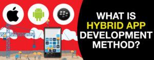 what-is-hybrid-app-development-method