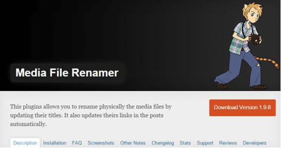 Media File Renamer