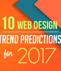 10 Web Design Trend Predictions For 2017