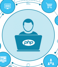 How has PHP been influencing the choice of enterprise software and website development among businesses?