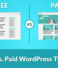 Free vs Premium WordPress themes