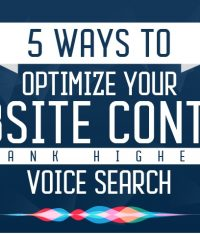5 ways that can help you rank fast in Google by using Voice search