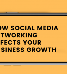 How Social Media Networking Affects Your Business Growth