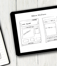5 Important Tips of Wireframing in Web Design