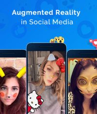 How Augmented Reality is creating promising future of Social Media Apps