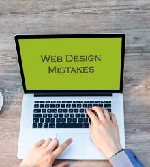 Common Web Design Mistakes That You Need To Avoid