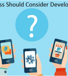 Why Business Should Consider Developing an App
