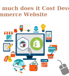 How Much Does it Cost to Develop an eCommerce Website?